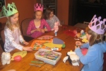making party hats