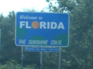 ...finally Florida