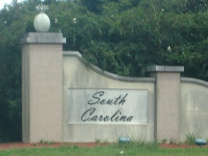 ...and South Carolina...