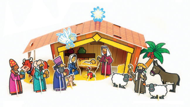Write a Review Wednesday: Snappy Build Nativity | Another day ...